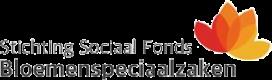 Social fonds bloemen logo png